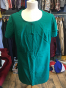 Green Ladies Dress XL